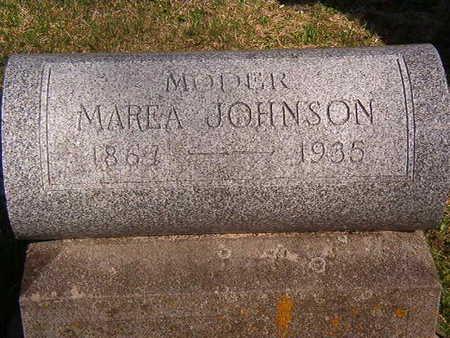 JOHNSON, MAREA - Black Hawk County, Iowa | MAREA JOHNSON
