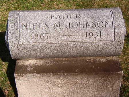 JOHNSON, NEILS M. - Black Hawk County, Iowa | NEILS M. JOHNSON