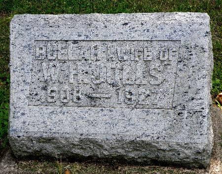 JOLLS, BEAULAH I. - Black Hawk County, Iowa | BEAULAH I. JOLLS