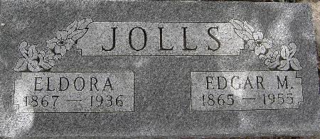 JOLLS, EDGAR M. - Black Hawk County, Iowa | EDGAR M. JOLLS