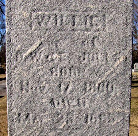 JOLLS, WILLIE - Black Hawk County, Iowa | WILLIE JOLLS