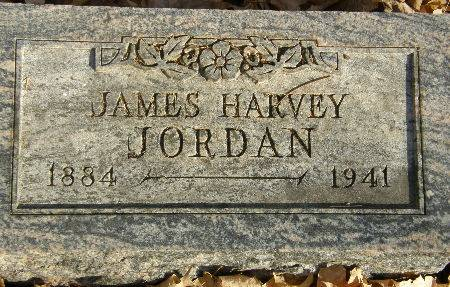 JORDAN, JAMES HARVEY - Black Hawk County, Iowa | JAMES HARVEY JORDAN