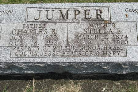 JUMPER, CHARLES R. - Black Hawk County, Iowa | CHARLES R. JUMPER