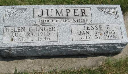 JUMPER, JESSE E. - Black Hawk County, Iowa | JESSE E. JUMPER