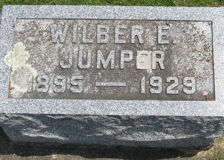 JUMPER, WILBER E. - Black Hawk County, Iowa | WILBER E. JUMPER
