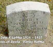 KAFTAKA, JOHN K. - Black Hawk County, Iowa | JOHN K. KAFTAKA