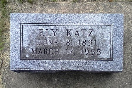 KATZ, ELY - Black Hawk County, Iowa | ELY KATZ