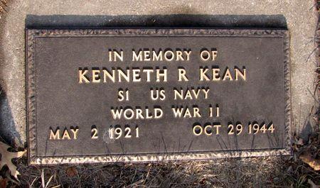 KEAN, KENNETH R. - Black Hawk County, Iowa | KENNETH R. KEAN