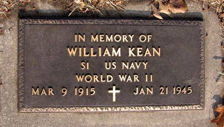 KEAN, WILLIAM - Black Hawk County, Iowa | WILLIAM KEAN