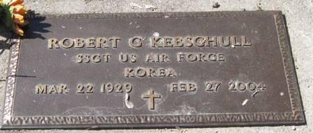 KEBSCHULL, ROBERT C. - Black Hawk County, Iowa | ROBERT C. KEBSCHULL