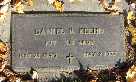 KEEHN, DANIEL R. - Black Hawk County, Iowa | DANIEL R. KEEHN
