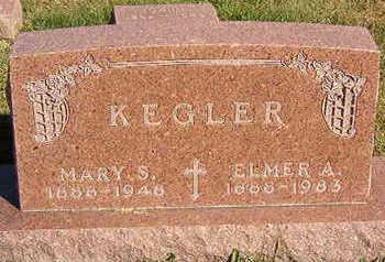 KEGLER, ELMER A. - Black Hawk County, Iowa | ELMER A. KEGLER