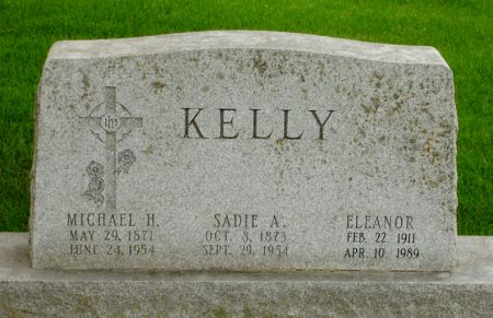 KELLY, SADIE A. - Black Hawk County, Iowa | SADIE A. KELLY