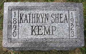 KEMP, KATHRYN - Black Hawk County, Iowa | KATHRYN KEMP