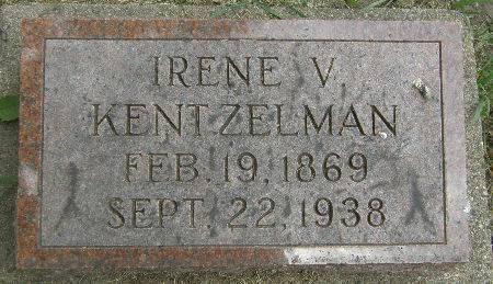 KENTZELMAN, IRENE V. - Black Hawk County, Iowa | IRENE V. KENTZELMAN