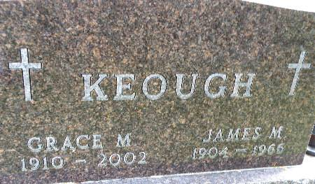 KEOUGH, JAMES M. - Black Hawk County, Iowa | JAMES M. KEOUGH