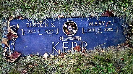 KERR, MARY E. - Black Hawk County, Iowa | MARY E. KERR