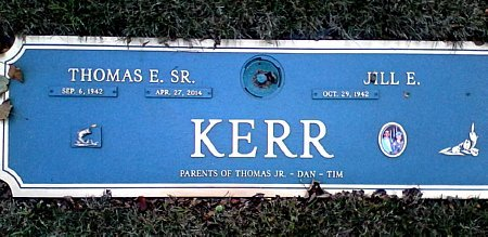 KERR, THOMAS E., SR. - Black Hawk County, Iowa | THOMAS E., SR. KERR