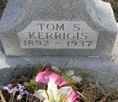 KERRIGIS, TOM S. - Black Hawk County, Iowa | TOM S. KERRIGIS