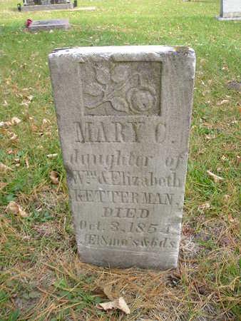 KETTERMAN, MARY C - Black Hawk County, Iowa | MARY C KETTERMAN