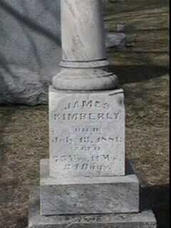KIMBERLY, JAMES - Black Hawk County, Iowa | JAMES KIMBERLY
