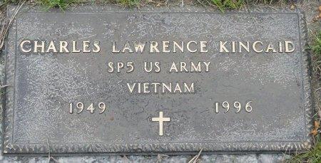 KINCAID, CHARLES LAWRENCE - Black Hawk County, Iowa   CHARLES LAWRENCE KINCAID
