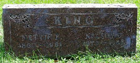 KING, NELSON D. - Black Hawk County, Iowa | NELSON D. KING