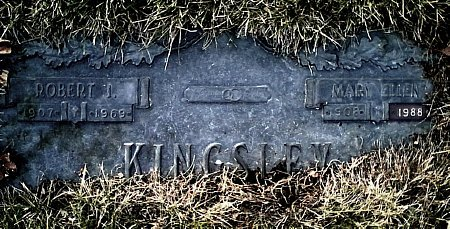 KINGSLEY, ROBERT J. - Black Hawk County, Iowa | ROBERT J. KINGSLEY