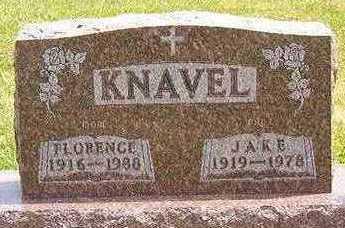 KNAVEL, JAKE - Black Hawk County, Iowa   JAKE KNAVEL