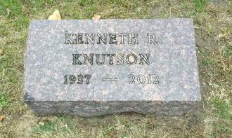 KNUTSON, KENNETH R. - Black Hawk County, Iowa | KENNETH R. KNUTSON
