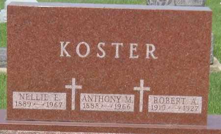 KOSTER, ROBERT A. - Black Hawk County, Iowa | ROBERT A. KOSTER