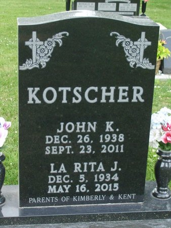 KOTSCHER, LA RITA JAVONNE - Black Hawk County, Iowa | LA RITA JAVONNE KOTSCHER
