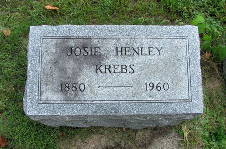 KREBS, JOSIE - Black Hawk County, Iowa | JOSIE KREBS