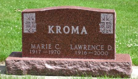 KROMA, LAWRENCE D. - Black Hawk County, Iowa | LAWRENCE D. KROMA