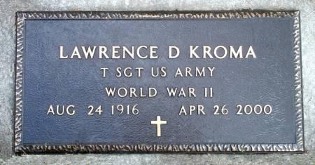 KROMA, LAWRENCE D. - Black Hawk County, Iowa | LAWRENCE D. KROMA