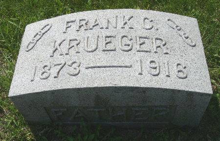 KRUEGER, FRANK C. - Black Hawk County, Iowa | FRANK C. KRUEGER