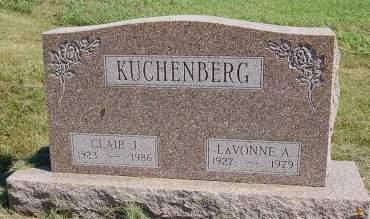 KUCHENBERG, CLAIR JAY - Black Hawk County, Iowa | CLAIR JAY KUCHENBERG