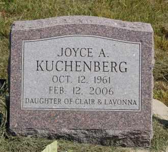 KUCHENBERG, JOYCE ANN - Black Hawk County, Iowa   JOYCE ANN KUCHENBERG