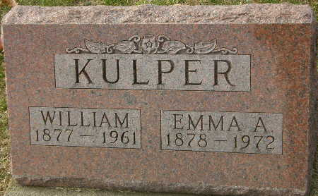 KULPER, EMMA A. - Black Hawk County, Iowa | EMMA A. KULPER