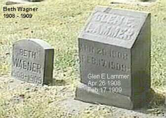 LAMMER, GLEN E. - Black Hawk County, Iowa | GLEN E. LAMMER