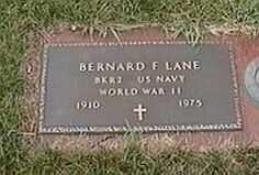 LANE, BERNARD F. - Black Hawk County, Iowa | BERNARD F. LANE