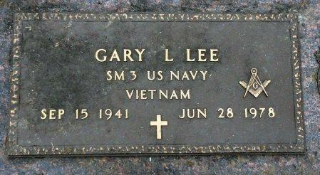 LEE, GARY L. - Black Hawk County, Iowa | GARY L. LEE