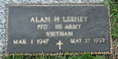 LEEHEY, ALAN H. - Black Hawk County, Iowa | ALAN H. LEEHEY