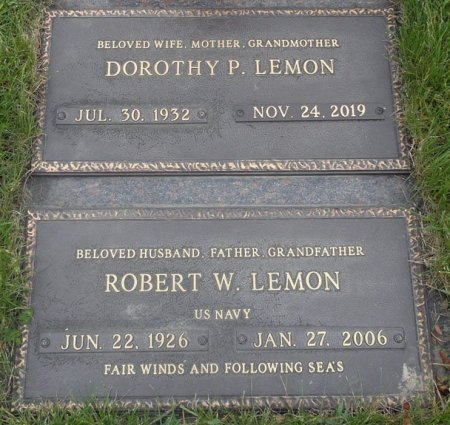 LEMON, DOROTHY P. - Black Hawk County, Iowa | DOROTHY P. LEMON