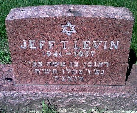 LEVIN, JEFF T. - Black Hawk County, Iowa | JEFF T. LEVIN