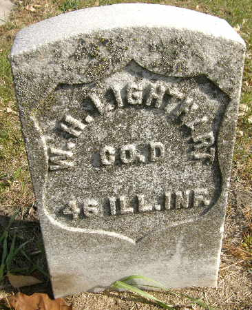 LIGHTHART, W. H. - Black Hawk County, Iowa | W. H. LIGHTHART
