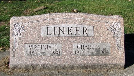 LINKER, CHARLES F. - Black Hawk County, Iowa | CHARLES F. LINKER