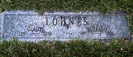 LOHNES, WILLARD - Black Hawk County, Iowa | WILLARD LOHNES