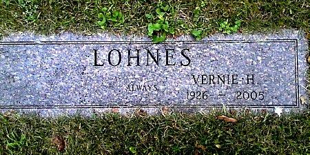 LOHNES, VERNIE H. - Black Hawk County, Iowa | VERNIE H. LOHNES