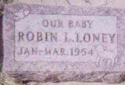 LONEY, ROBIN - Black Hawk County, Iowa   ROBIN LONEY